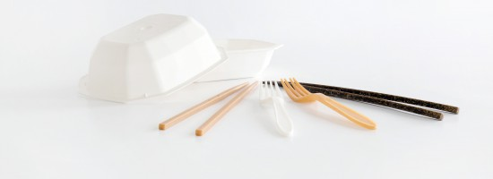 Cutlery and food packaging